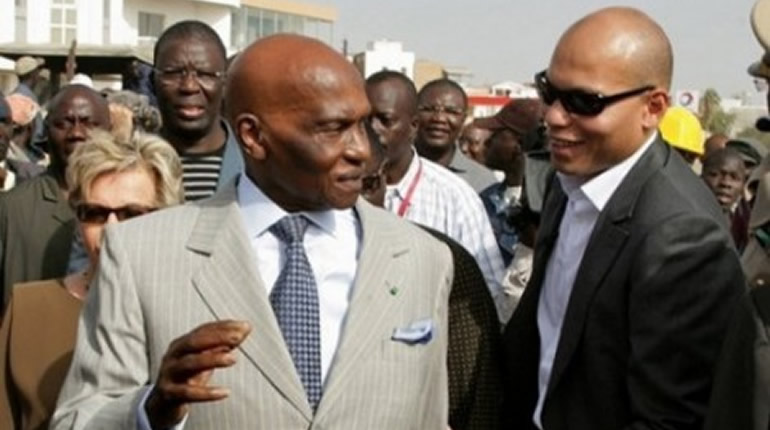 Abdoulaye et Karim Wade portent plainte contre Robert Bourgi