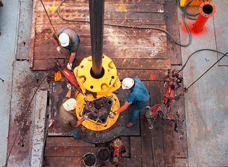 Le Gaz de schiste Impact l'industrie énergétique américaine
