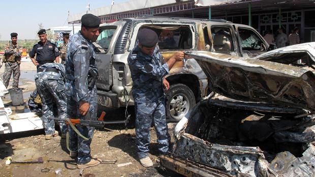 Irak : Attaques terroristes contre la police