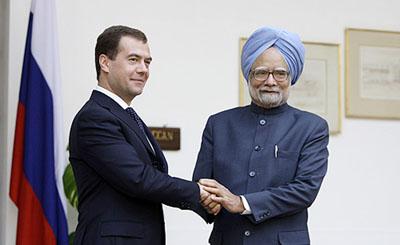 L'armement au cœur des relations entre la Russie et l'Inde
