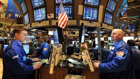Dopée par l'accord européen, Wall Street finit en hausse