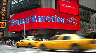 Chine : Désinvestissement de Bank of America et Goldman Sachs
