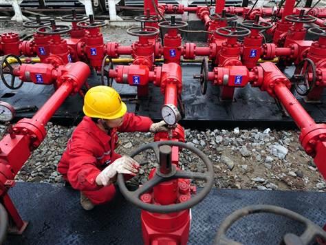 Chine : A la conquête du gaz de schiste