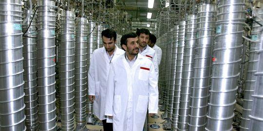 Des sanctions sur le secteur bancaire iranien