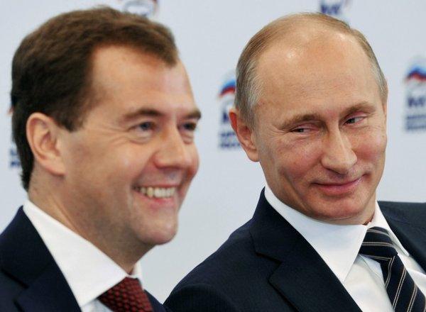 La Russie propose un soutien à la Zone euro