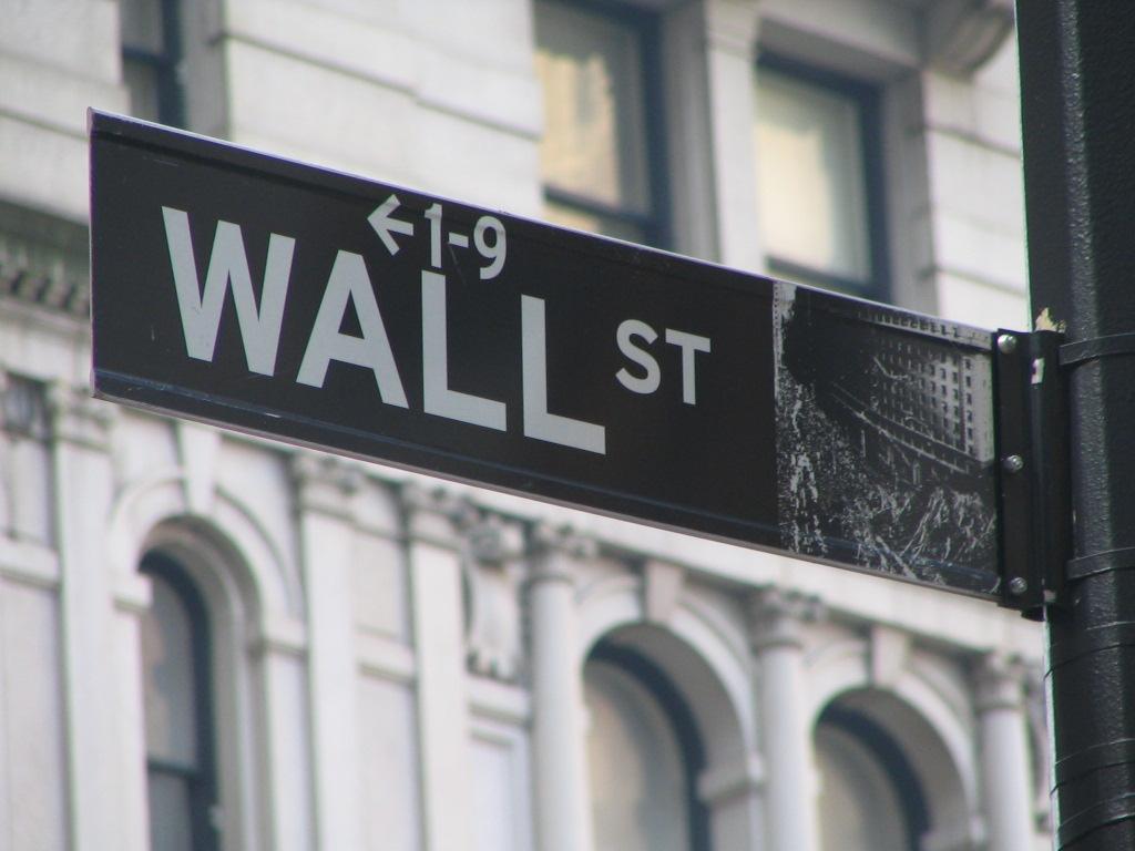 Les bonus de Wall Street en chute