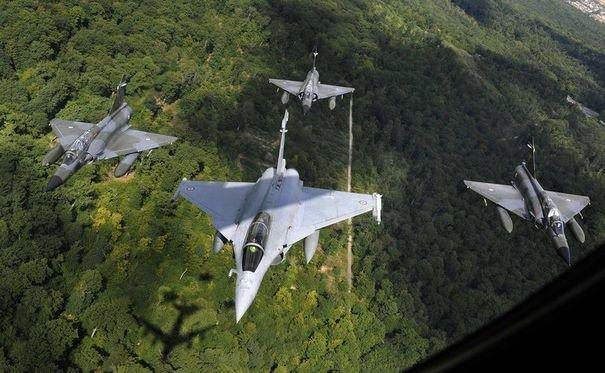 Un nouveau duel entre Rafale et Eurofighter