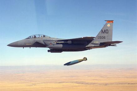 Au plus fort des tensions, Riyad achète 84 F-15