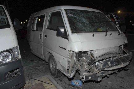 Bahreïn : explosion d'un bus à proximité de l'ambassade britannique