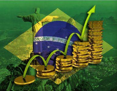 L'économie brésilienne à la sixième place mondiale