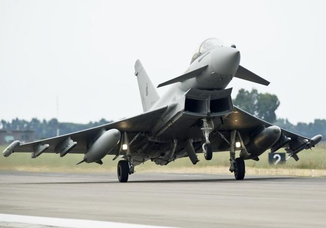 Le choix Japonais… le F-35 américain ou l'Eurofighter Typhoon ?