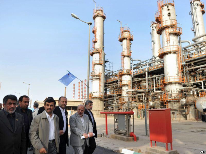 Le pétrole Iranien à l'abri des sanctions européennes ?
