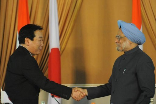 Accord d'échange de devises entre l'Inde et le Japon