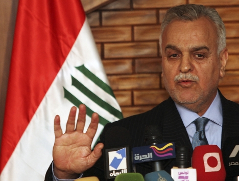 Irak : Le vice président et les contours d'une affaire de terrorisme