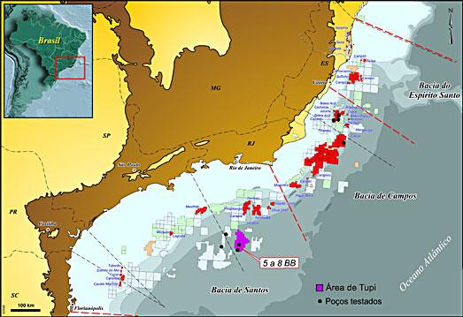 Brésil : restructurer la marine de guerre pour sécuriser le pétrole offshore