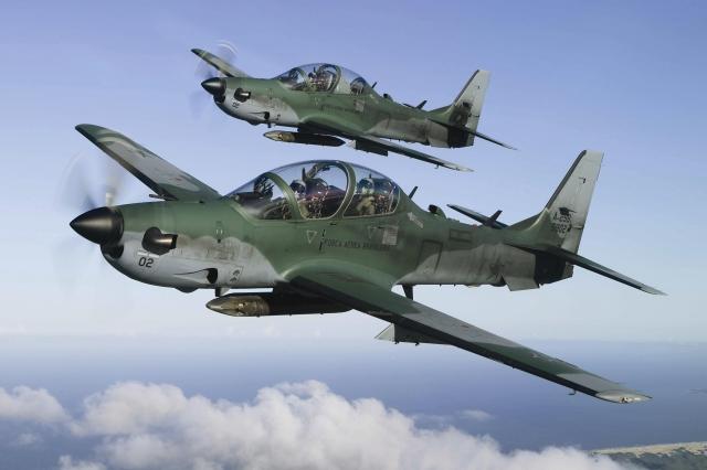 Brésil : Embraer empoche un contrat militaire aux USA