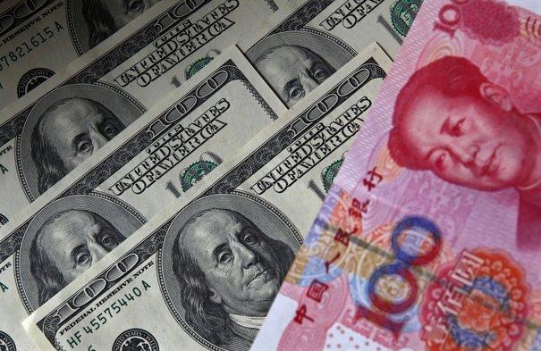 Importante baisse des réserves de change chinoises