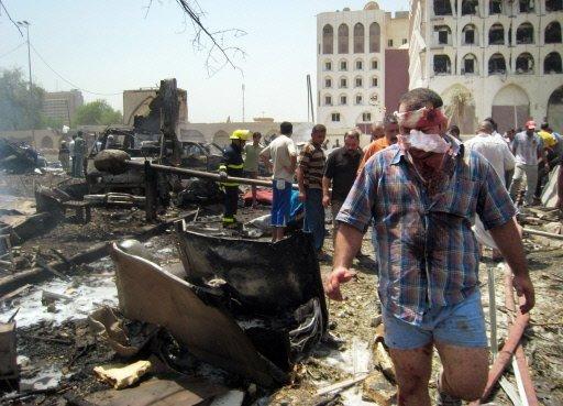 Irak : La peine de mort aux attentats de 2009