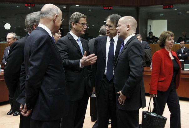 Iran : L'Union Européenne franchit le cap