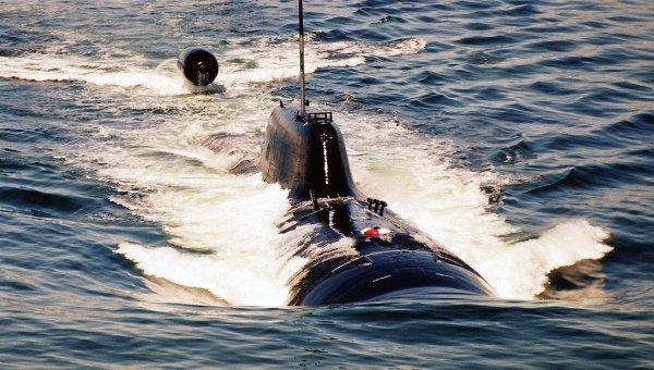 Russie/Inde : Finalisation du transfert du sous-marin Nerpa