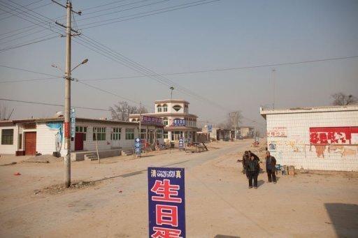 Chine : L'exode ouvrière