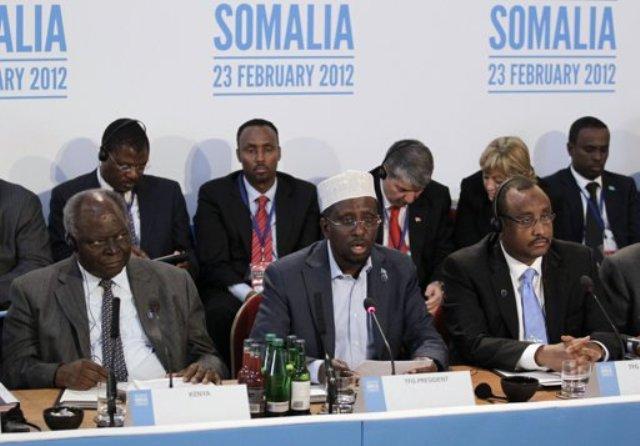 Conférence Internationale sur la Somalie