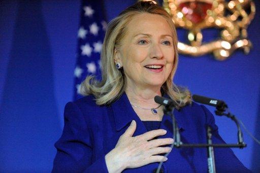 Hilary Clinton, l'apôtre de la démocratie au Maghreb
