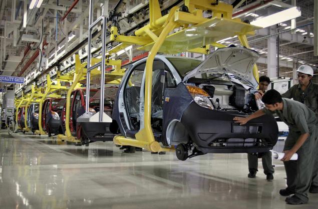 Inde : Tata Motors supplante les industries anglaises, mais…