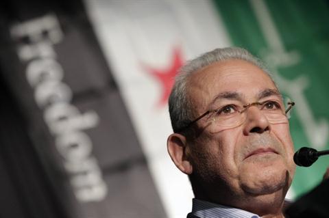 Syrie : Un second mandat pour le leader du Conseil National Syrien