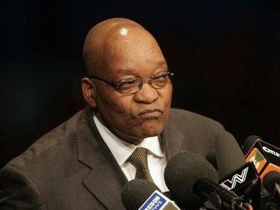 Afrique du Sud : Jacob Zuma s'adresse et apaise la Nation