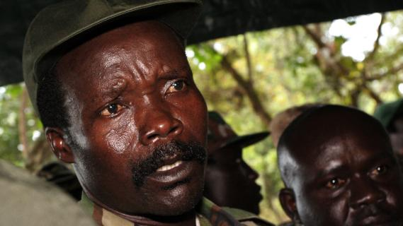 Rechercher Joseph Kony, le chef de la LRA