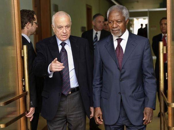 Syrie : Kofi Annan, le médiateur