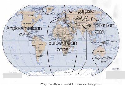 Place à un nouvel ordre mondial…'' Le multipolaire''