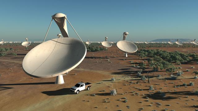 Afrique du Sud : La compétition s'annonce rude pour accueillir le radiotélescope « SKA »