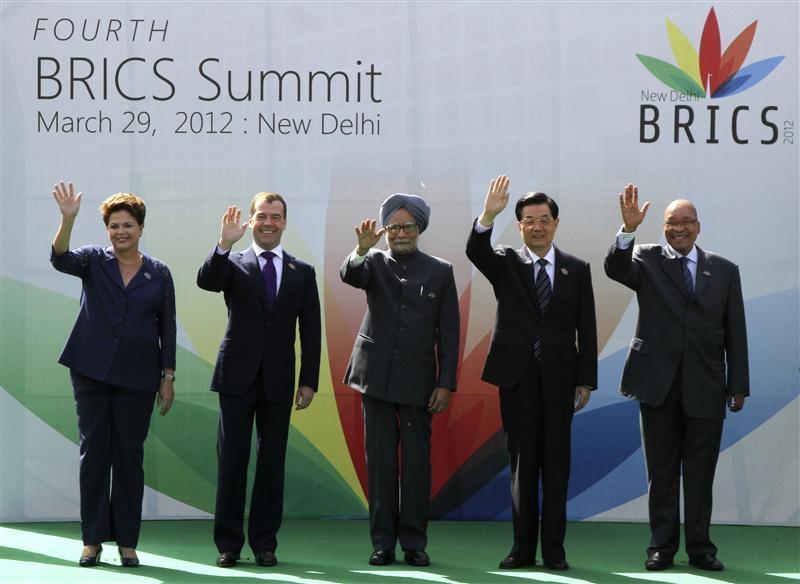 BRICS: Une banque pour les pays émergents