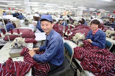 Chine : A la conquête du luxe français
