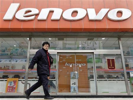 Chine : Lenovo enchaîne les performances