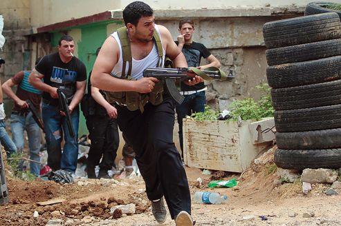 Expansion du conflit syrien au Liban