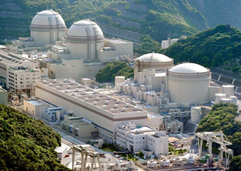 Japon : Eté, électricité et austérité …
