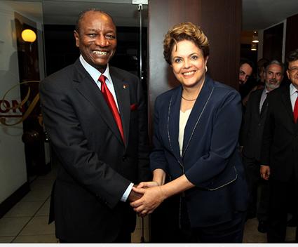 Le rapprochement du Brésil et de l'Afrique