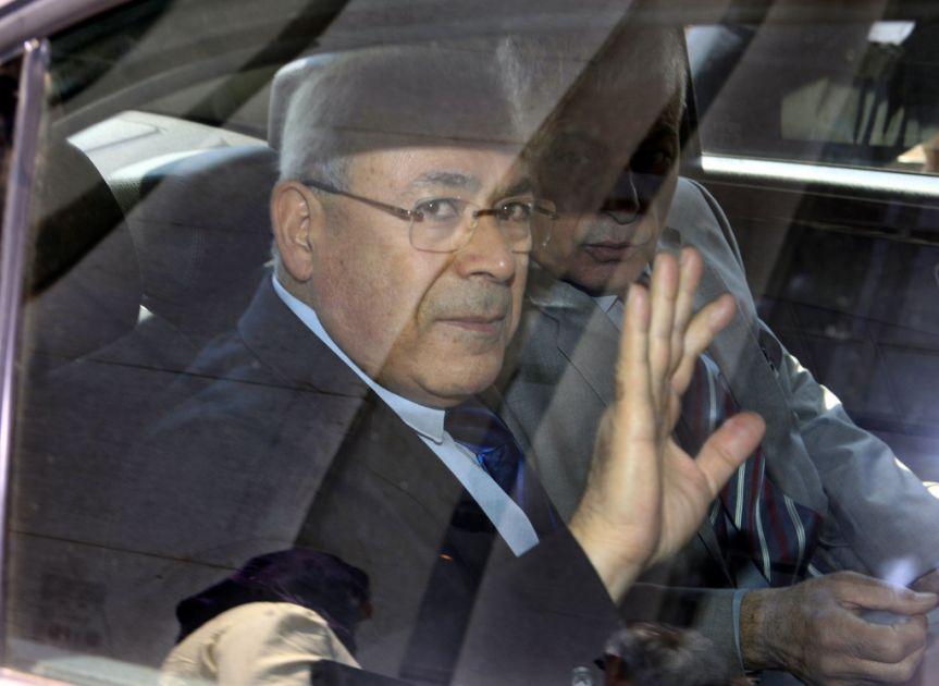 Syrie : La démission du président du Conseil National acceptée