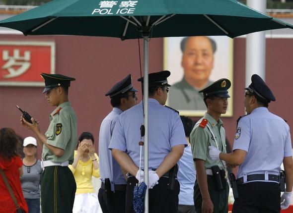Chine : La police empêche la commémoration de Tiananmen