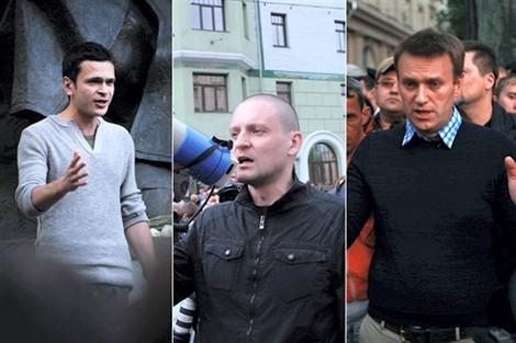 Russie : Répression des opposants