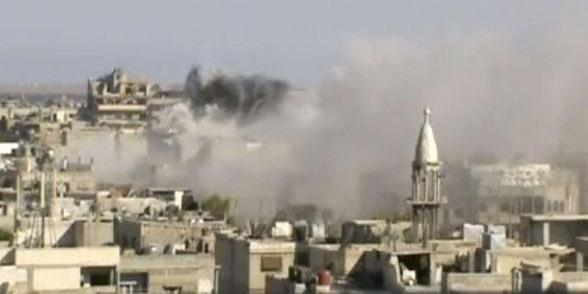 Syrie : Le conflit serait-il en train de basculer ?