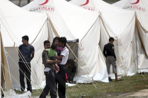 Turquie : Nouvelle vague de refugiés syriens
