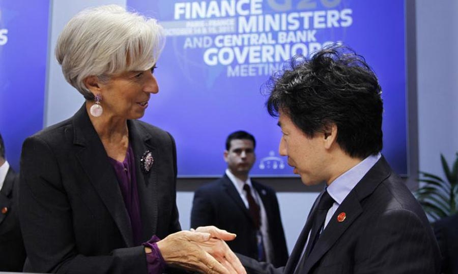 Japon : Le FMI avalise la baisse du yen
