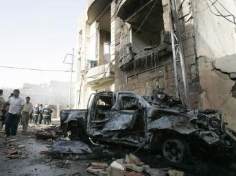 Série d'attentats meurtriers en Irak