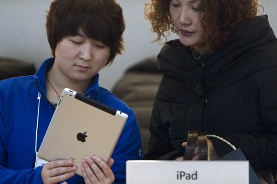 Chine : Apple prêt à tout pour vendre son iPad