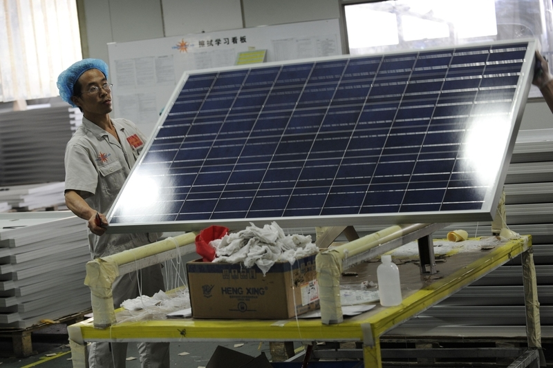 La Chine domine la croissance de l'électricité renouvelable