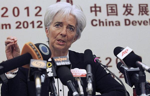 Chine: Des prévisions optimistes du FMI